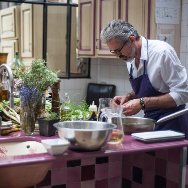 Cours de cuisine - Maison de la Tour - Restaurant Avignon