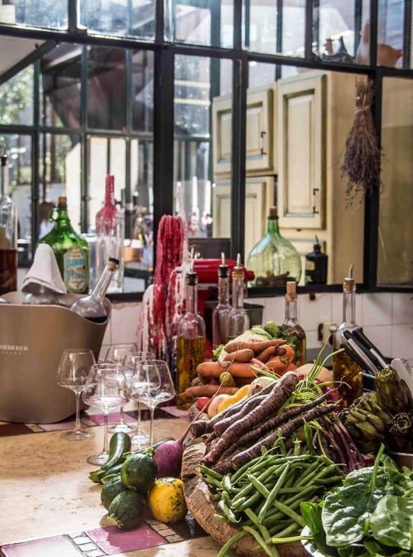 Le restaurant - Maison de la Tour - Avignon